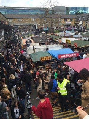 Londra – Camden Town