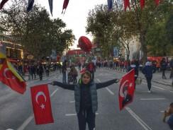 29 Ekim'i Bağdat Caddesinde Kutlamak…
