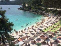 Porto Vathy/ Saliara/ Marble Beach (Mermer Plajı) – Thassos