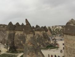 İki Günde Hızlandırılmış Kapadokya Turu